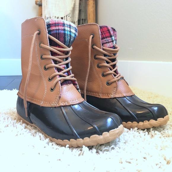 Sporto Shoes | Sporto Dede Duck Boots